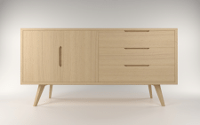 Комод Jenson Solid Oak