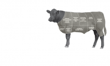 Interactive meat map