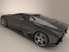авто2 (программа: 3D Max)