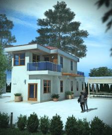 Exterior Design, FL
