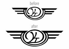 Отрисовка лого в векторе