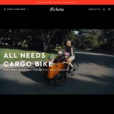 Интернет-магазин Ferla Family Bikes