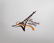 Logo Franch coffee