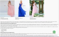 Статья о платьях для подружек невесты