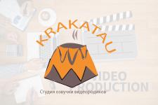 Логотип  студия озвучки видеороликов