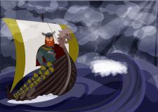 Иллюстрация мифа