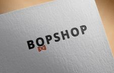 "Логотип ""BOPSHOP"""