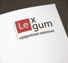Логотип для Lex Legum