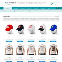 Интернет-магазин головных уборов