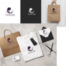 Разработка логотипа для цветочной компании