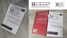 Дизайн обложки журнала Мета-фора (1 выпуск)