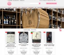 Магазин вин