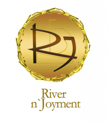 "логотип для компании ""river and joyment"""