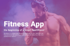 Fitness Mobile App Work&Up