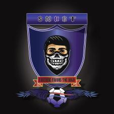 Логотип для футбольной команды