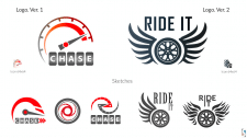 Logo Creation (Racing Game)