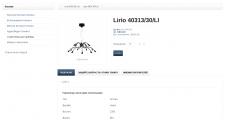 Простая страница товара для Viruemart