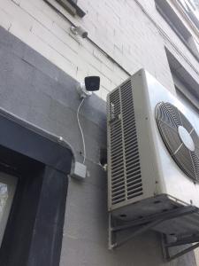Монтаж и настройка IP видеонаблюдения