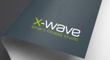 логотип для компании X-Wave