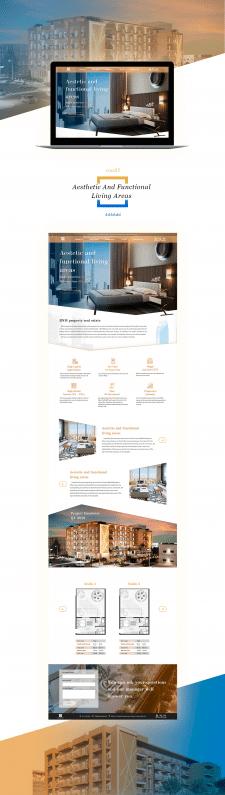 Эстетические и функциональные жилые помещения