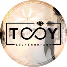 Логотип для TOOY - Оформление торжеств