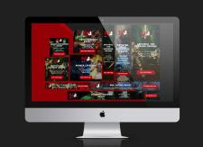 Баннеры для игрового сайта