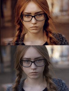 обработка фото, тонирование