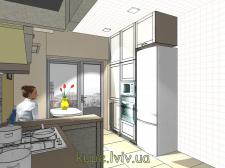 Дизайн сучасної кухні