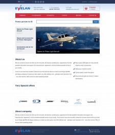Сайт авиазапчастей
