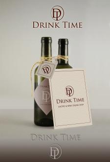 Логотип для интернет-магазина алкогольных напитков