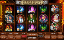 """Слот-автомат - """"Mafia hunt"""""""