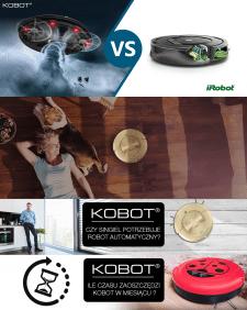 Набор баннеров для KOBOT.tech