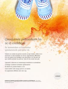 Плакат для польского банка