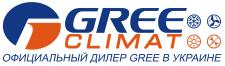 Лого для сайта www.gree-climat.com.ua