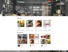 Торговая площадка на CMS Wordpress