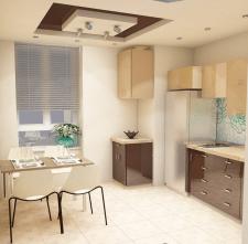 Дизайн кухни + мебель