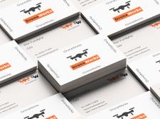 Визитка для фирмы DroneWorks