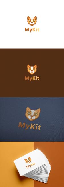 Логотип MyKit на конкурс