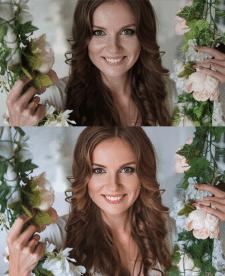 Цветокоррекция и ретушь