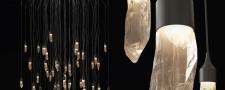 """Модель люстры """"Rock Crystal Rain by Timothy Oulton"""