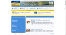 Сайт для Держсанепідслужби