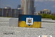 Разработка ексклюзивного 3D дизайна визиток