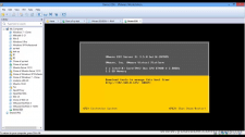 Построение сети виртуальных машин на базе ESXI