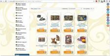 Наполнение сайта, OpenCart