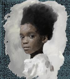 цифровая живопись, портрет на заказ