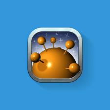 Иконка для развивающего приложения на Android и iO