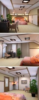 Спальня восточная