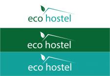 Разработка логотипа для компании Eco-hostel