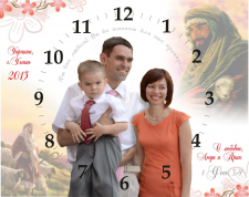 Дизайн циферблата для подарочных часов