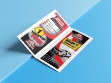 Дизайн буклета для автошколы
